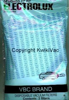 24 Aerus Electrolux Canister Style C Vacuum Cleaner Bags