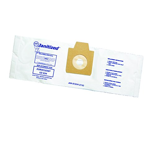 Janitized Jan Ec934 210 Premium Replacement Commercial