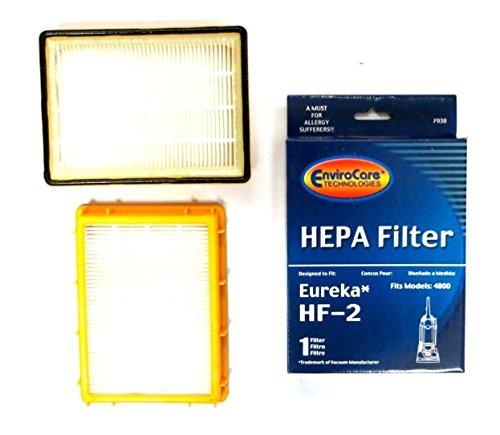 9 Eureka Type Rr Upright Allergy Vacuum Bags Omega