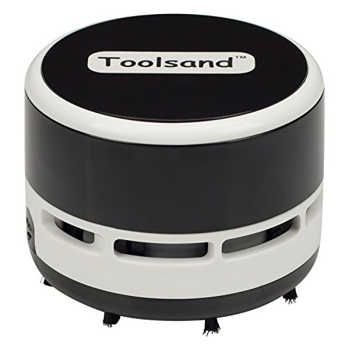mini desktop portable handheld cordless tabletop crumb sweeper vacuum cleaner battery operated. Black Bedroom Furniture Sets. Home Design Ideas