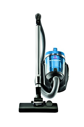 Bissell 12901 Revolution Bagless Canister Vacuum Corded Clickreason