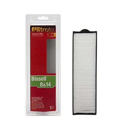 3M Filtrete Bissell 8 & 14 Allergen Vacuum