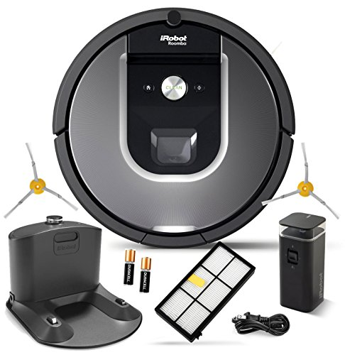 Commercial Indoor Robotic Vacuums Clickreason