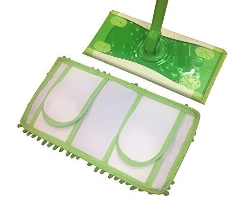Millifiber Mop Refills Pack Of 2 Washable Reusable